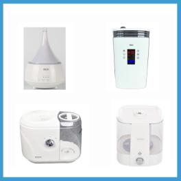 Luftbefeuchter & Aroma Diffuser